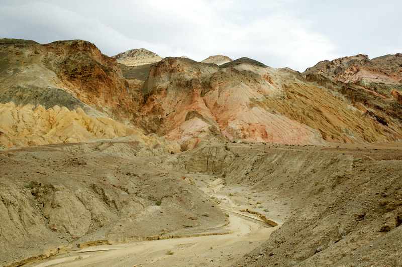 Death Valley Wash