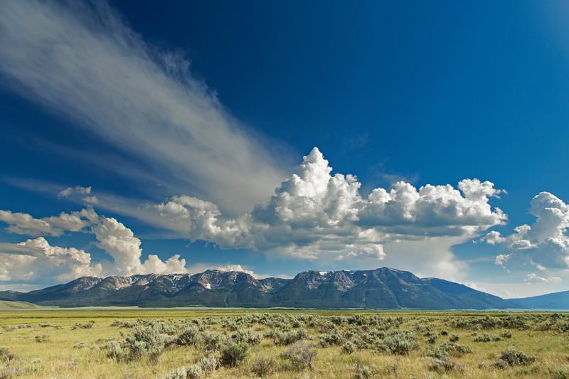 West Centennial Mountains