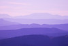 Mountains from Sawtelle Peak, Idaho
