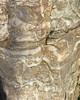 Quartz patterns in rock alongside the Russian River in Northern California. Nov 5, 2010.
