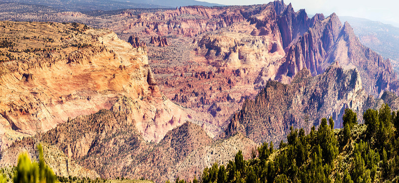 Vermillion Cliffs National Monument, near Kanab, Utah. April 14, 2013