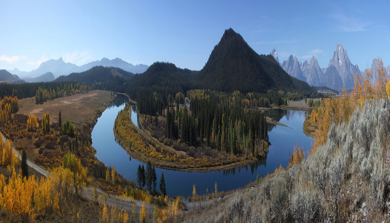 Oxbow Bend Fantasy