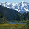 Centennial Mountains (horizontally compressed)