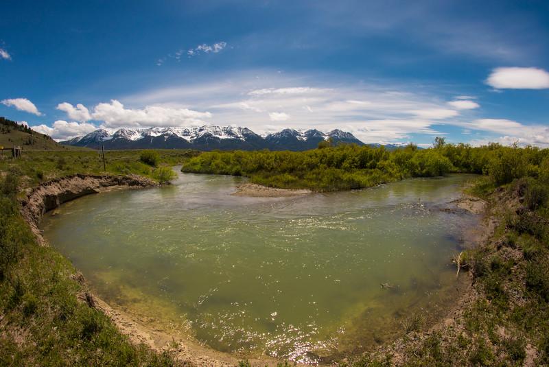 Red Rock Creek (bend) RRLNWR