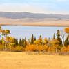Upper Red Rock Lake in Fall