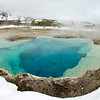 Thermal Pool, Biscuit Basin
