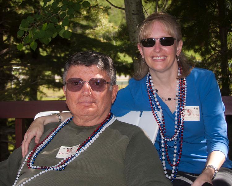 Steve and Karen Rector.