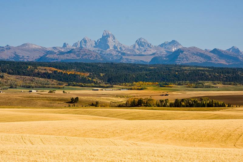 Western Tetons