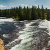 Cave Falls, Yellowstone National Park