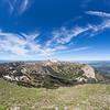 Mt. Jefferson from Sawtelle Peak