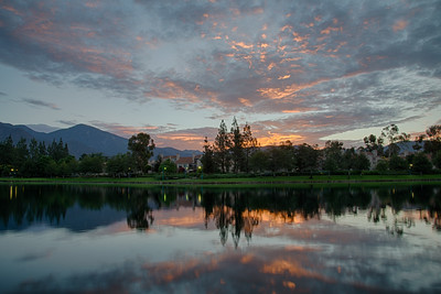 Lago Santa Margarita Sunrise