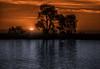 Sunrise over Molukumne River