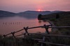 Sunrise over Henry's Lake Cove