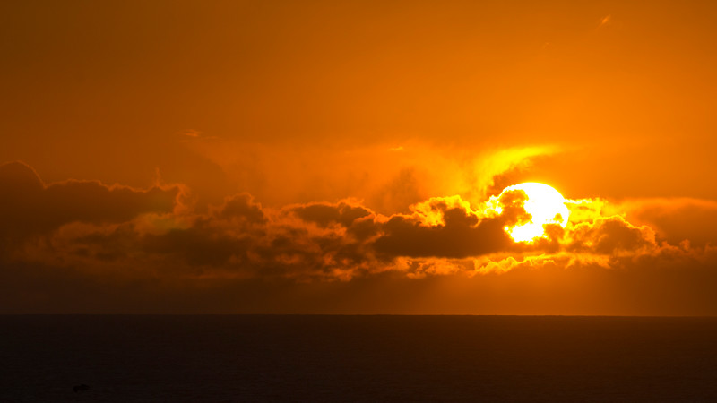 Patrick's Point Sunset