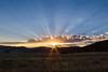 Sunrise and Crespuscular Rays
