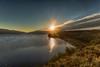 Sunrise over Henry's Lake