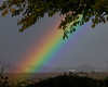 Rainbow at Isleton, CA Dec 2, 2012