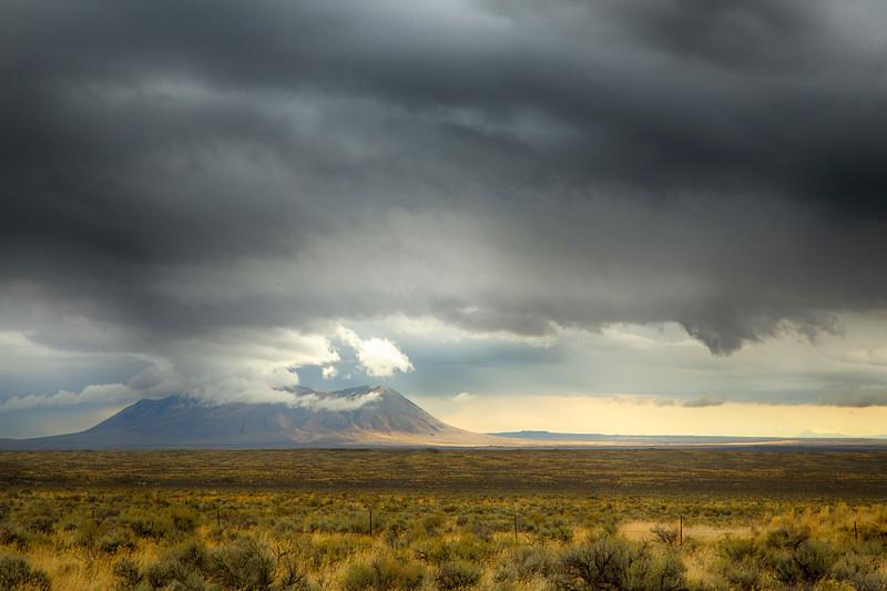 Big Butte, Idaho