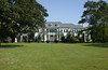 Pass Christian Mansion in Mississipii prior to Katrina Hurricane disaster.