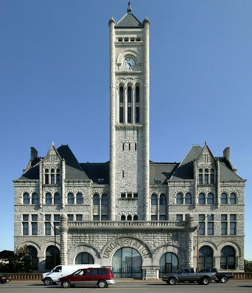 Union Station, Nashville, Tennessee