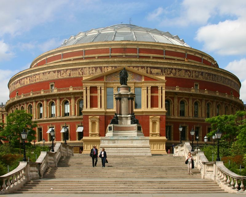 Royal Albert Hall, Concert Hall, London England, May 2005
