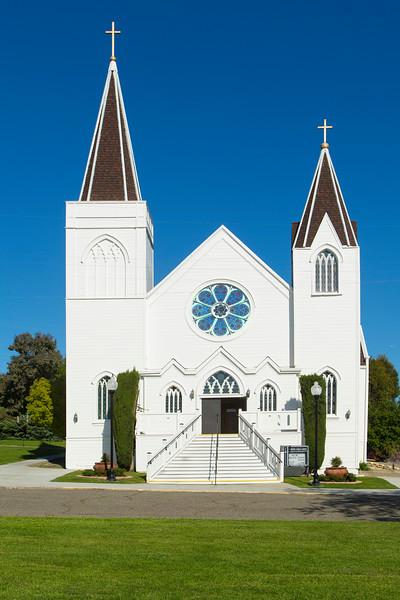St Joseph's Catholic Church, Rio Vista, CA