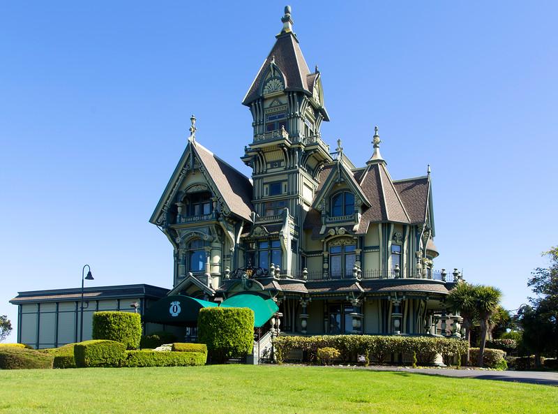 Carter Mansion, Ingomar Club