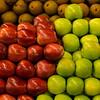 Apples at Casa de Fruta.