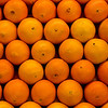 Oranges at Casa de Fruta. California