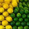 Lemons and Limes at Casa de Fruta. California