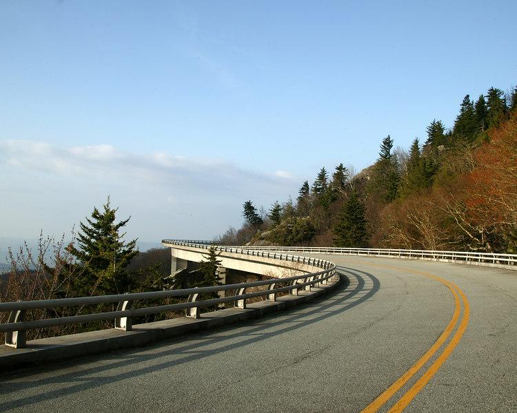 Linn Cove Viaduct, Mile 304, Blue Ridge Parkway