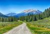 Taylor Fork Road, Montana