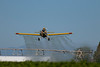 Crop Dusting in Parker, ID