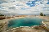 Black Pool,  West Thumb Geyer Basin