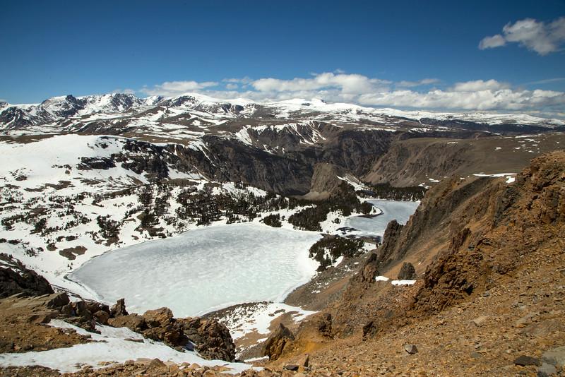 Twin Lakes, Beartooth Plateau