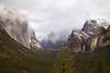 Bridal Veil Falls in Yosemite Valley, Oct 27, 2004