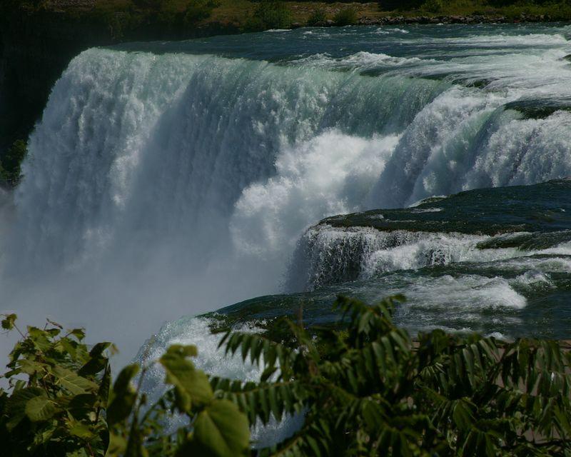 American Falls at Niagra Falls, NY