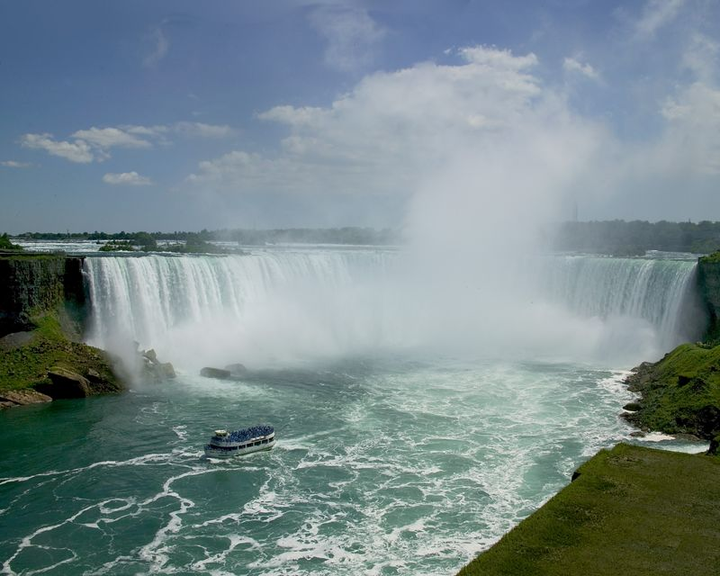Horseshoe Falls, Niagra Falls, Canada