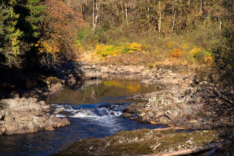 Nehalem River, Oregon