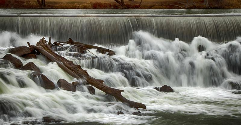 Idaho Falls on the Snake River