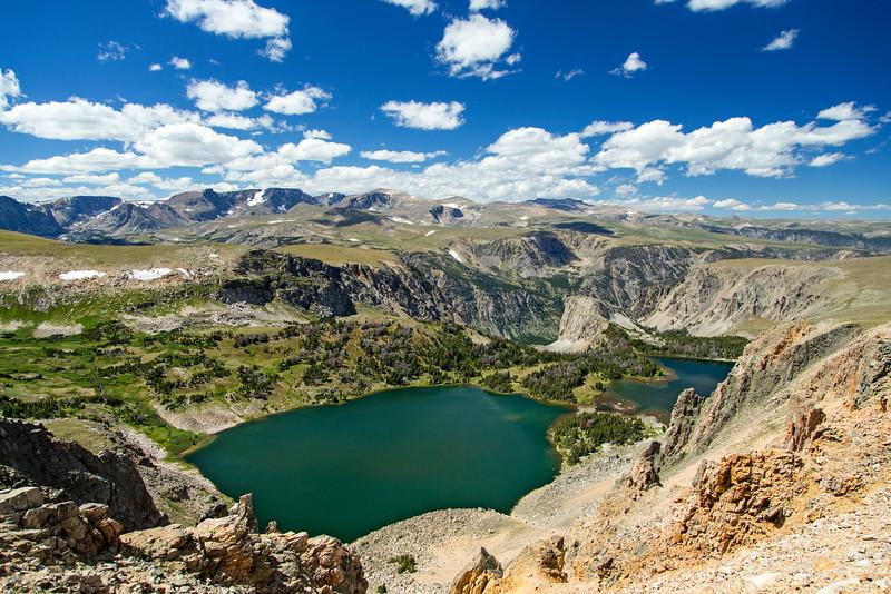 Twin Lakes, Beartooth Plateau, WY