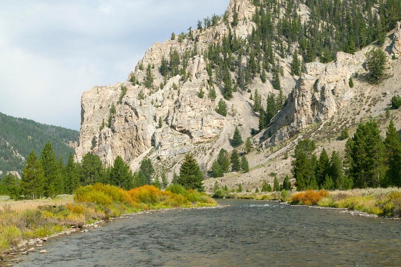 Gallatin River, MT