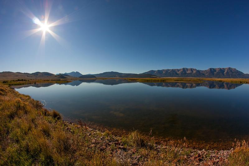 Widgeon Pond, RRLNWR, MT