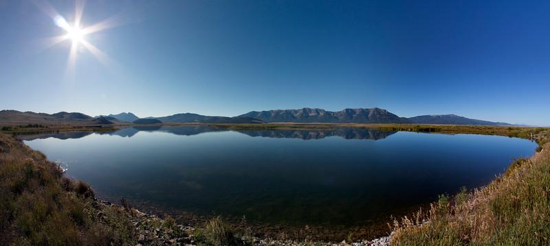 Widgeon Pond, RRLNWR Wide View