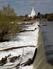 Idaho Falls on Snake River