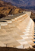 Sutherland Reservoir Dam near Ramona, California. 2007