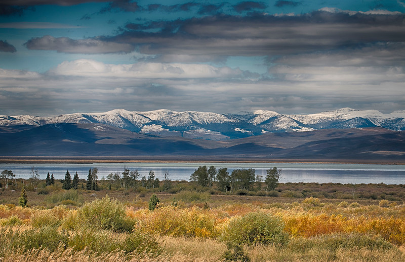Upper Red Rock Lake