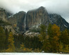 Yosemite Falls in late October 2004.