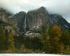Yosemite Falls in late October 2004.