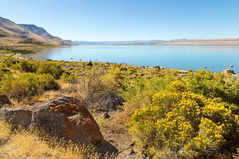Lake Abert, Oregon